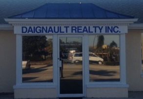 Daignault Realty Building Sign