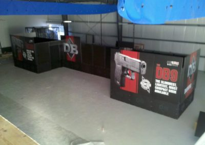 Diamondback Firearms Tradeshow Display