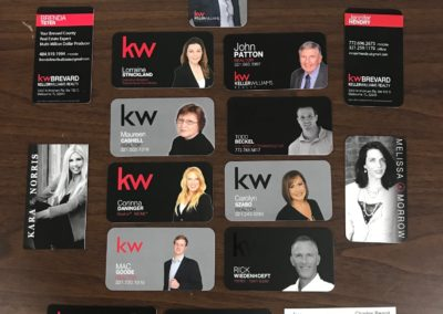 Keller Williams Busines Cards