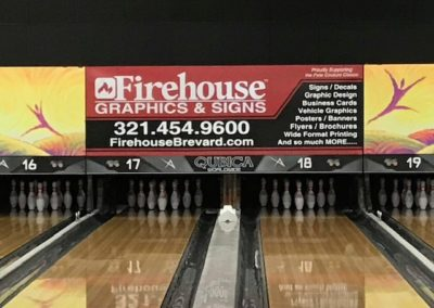 Shore Lanes Advertisement Wrap