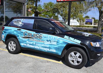 Cruise One Partial Wrap