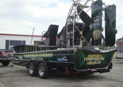 Diamondback Firearms Airboat Wrap