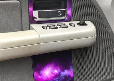 Galaxy Door Accents
