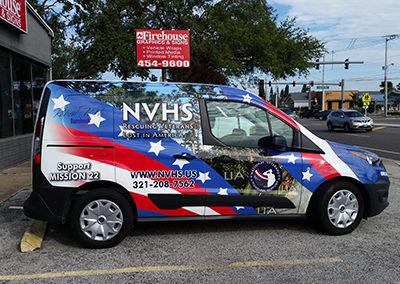 National Veterans Homeless Support NVHS Wrap