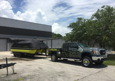 Roswell Boat & Truck Wrap