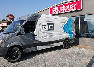 Roswell Van Wrap