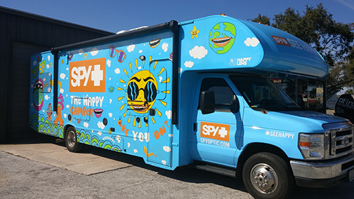 Wraps | Graphics, Signs and Banners in Merritt Island, FL