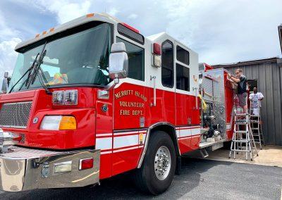 firetruck graphics